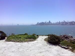 Такой близкий Сан-Франциско. Вид с острова Алькатрас